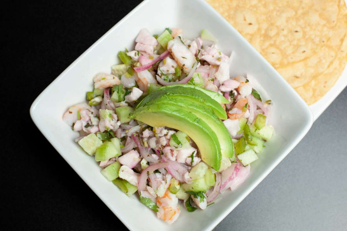 Arely's Ceviche Tower