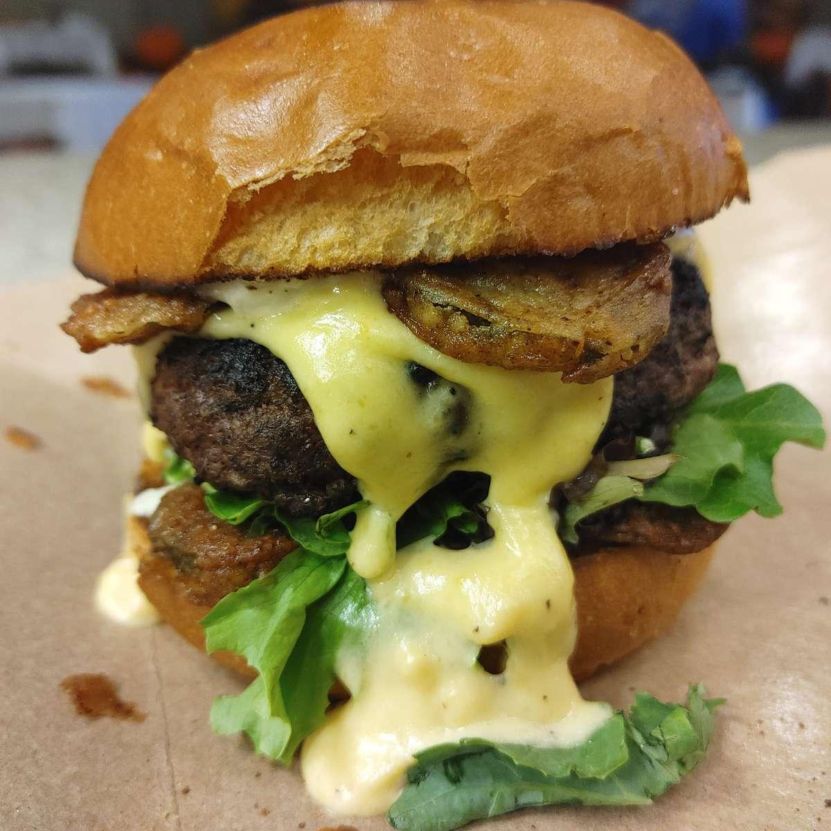 Mamba burger