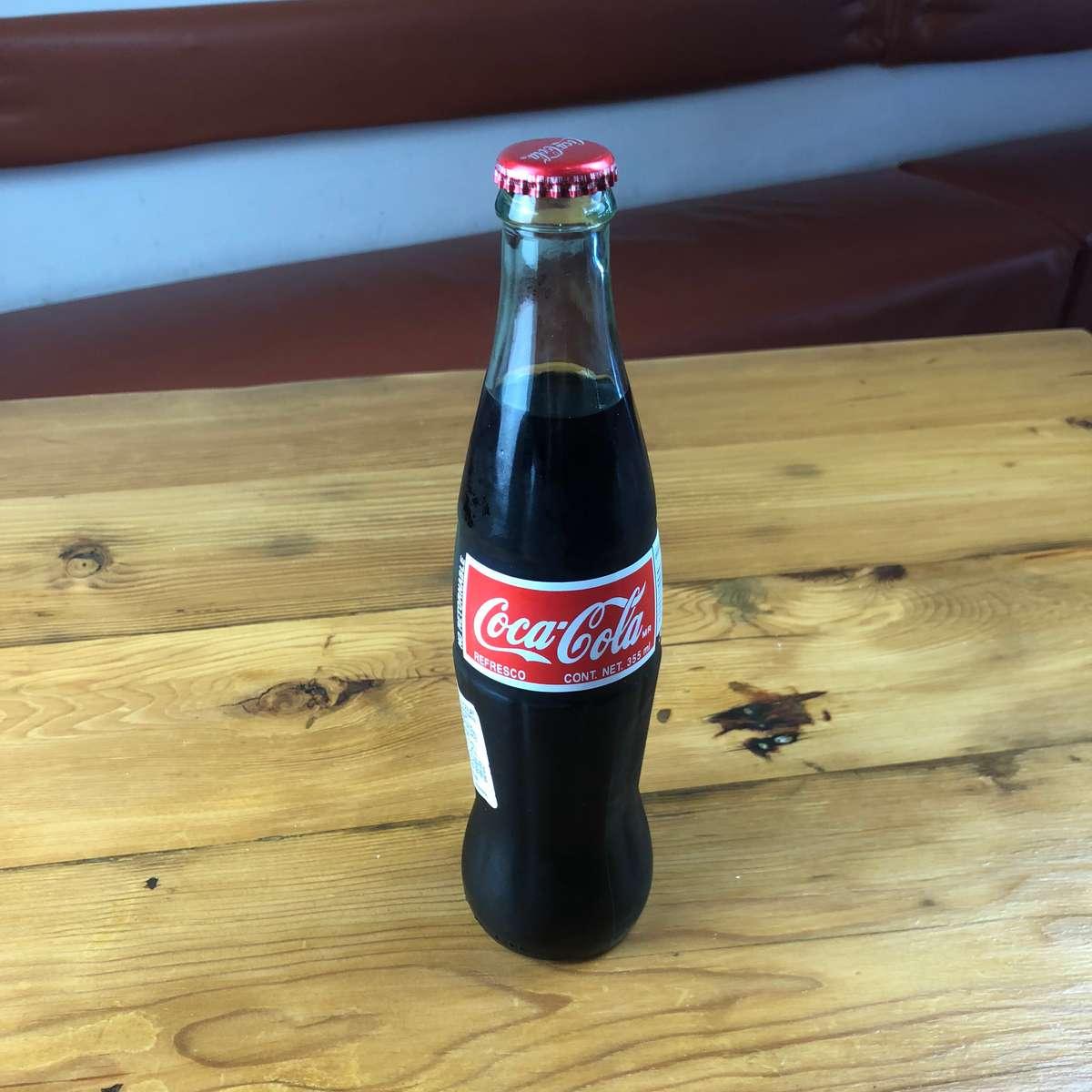 Bottled Coke