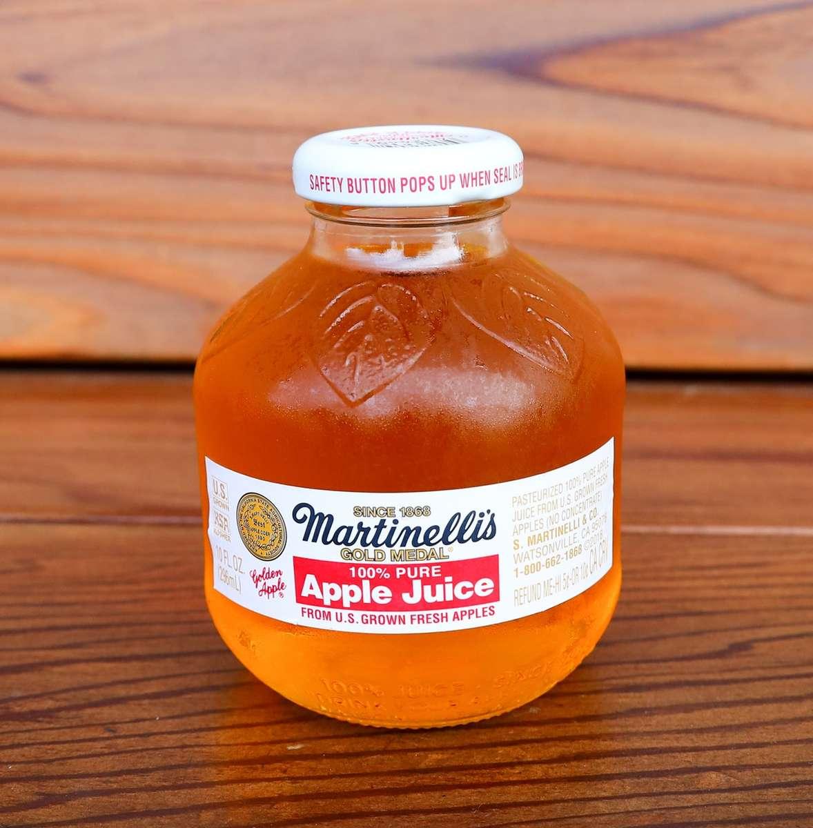 Martinelli Apple Juice