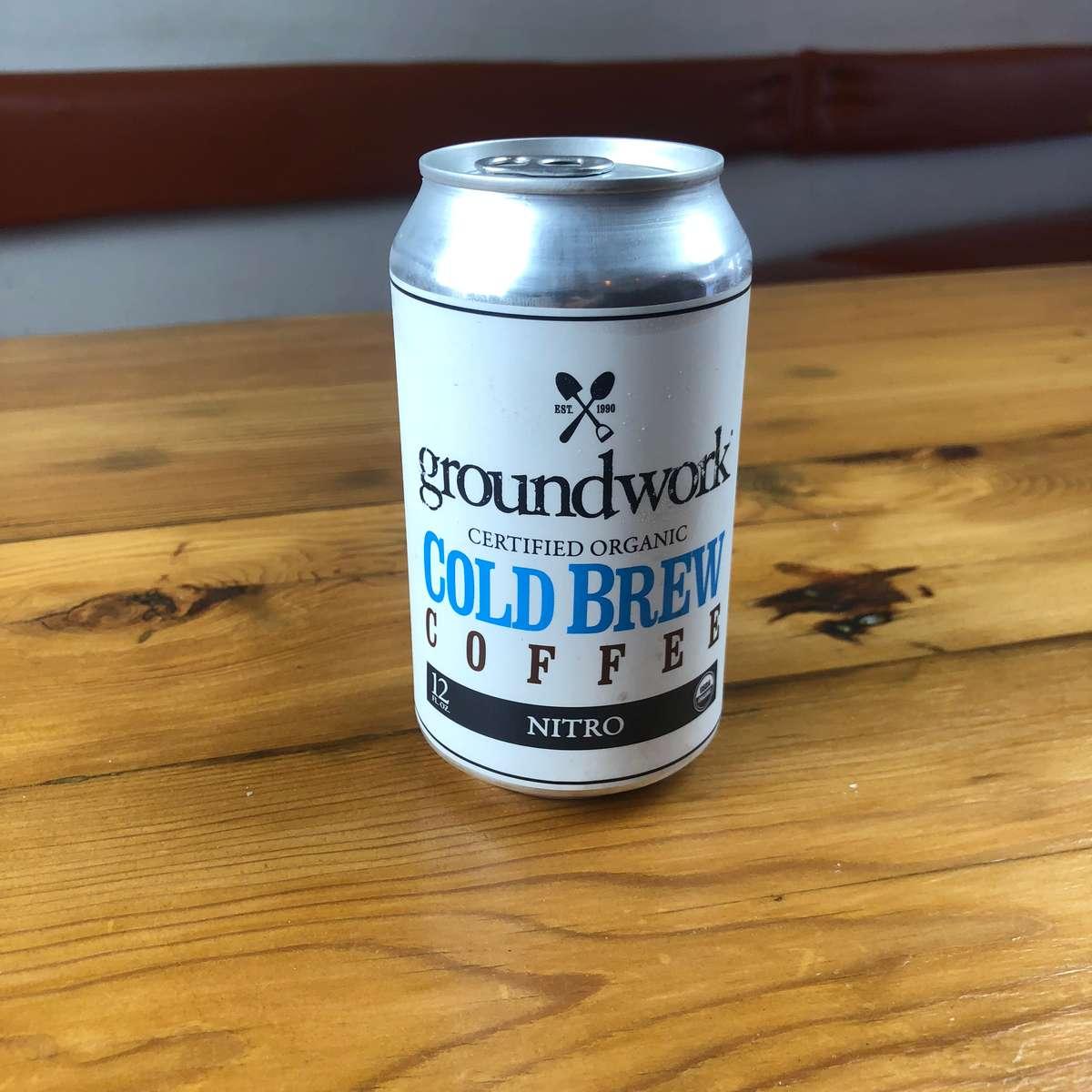 Groundworks Nitro Cold Brew