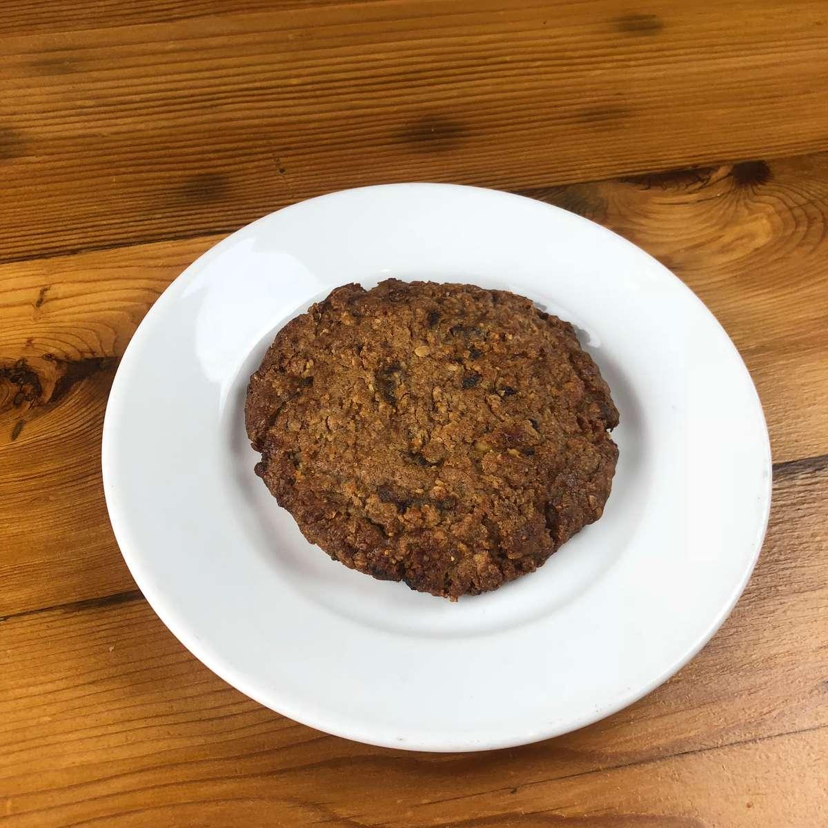 Oatmeal, Fig + Walnut Cookie