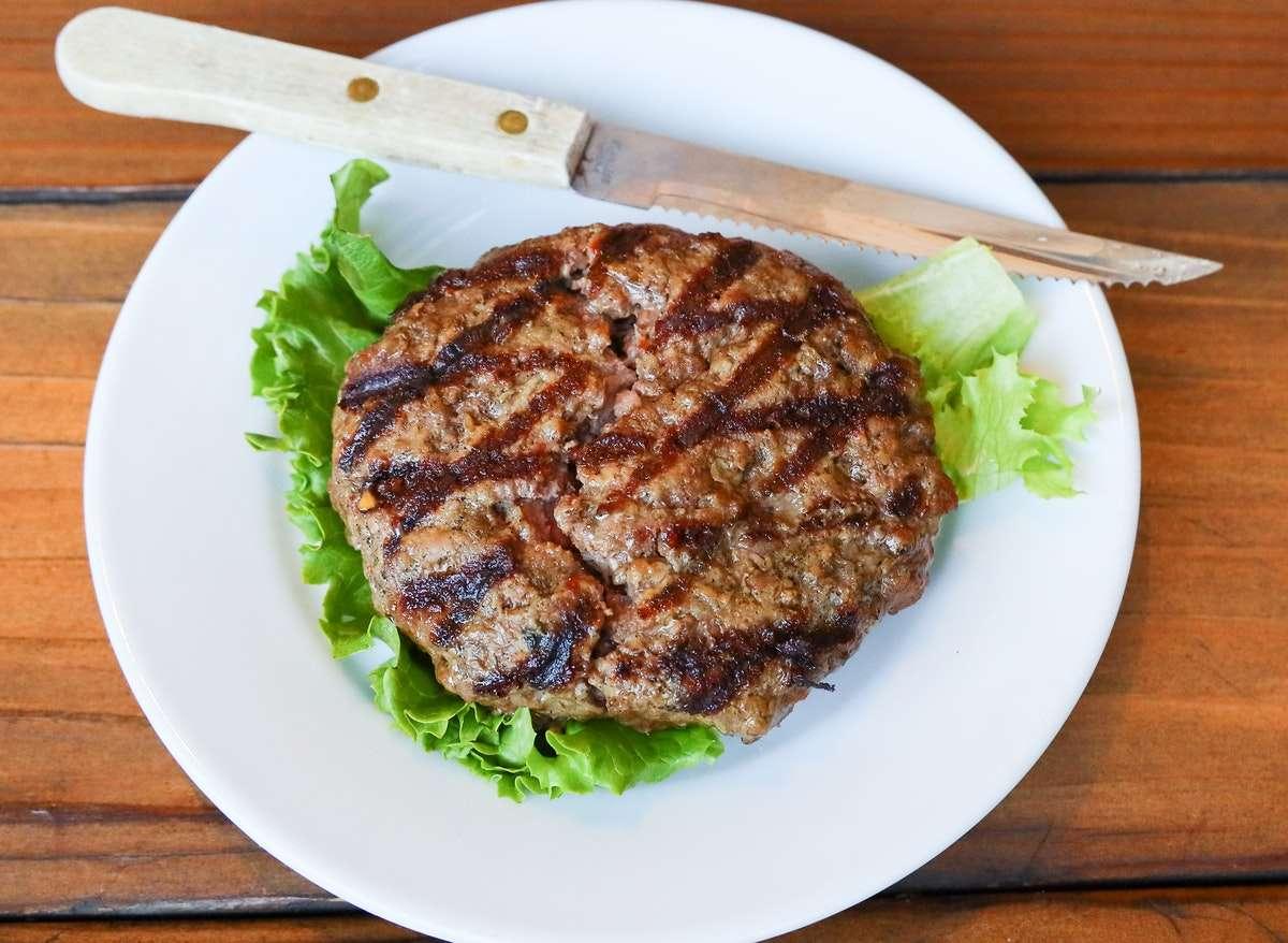 Harris Ranch Hamburger Patty