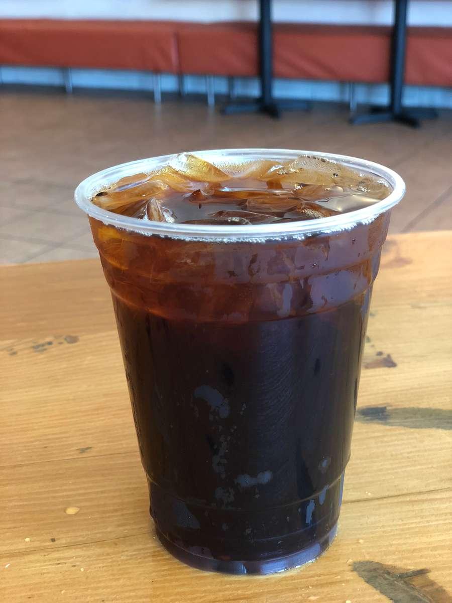 16oz Iced Coffee