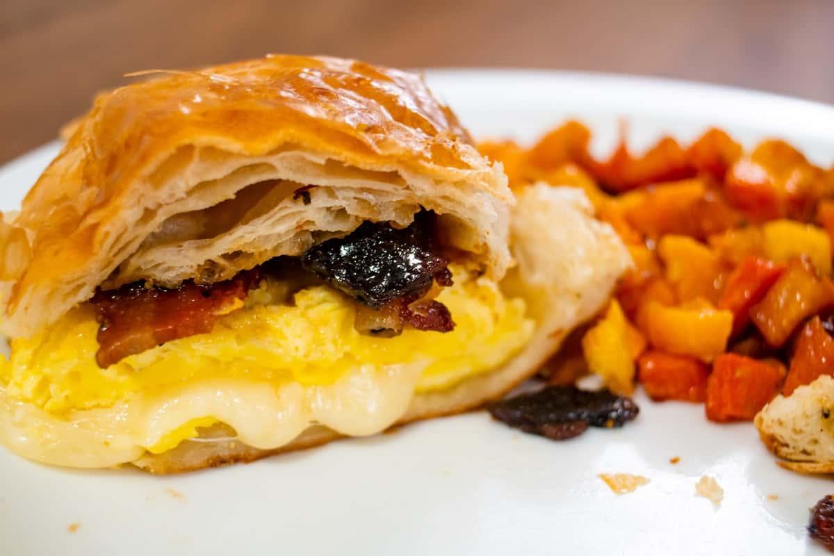 The Breakfast Sammie