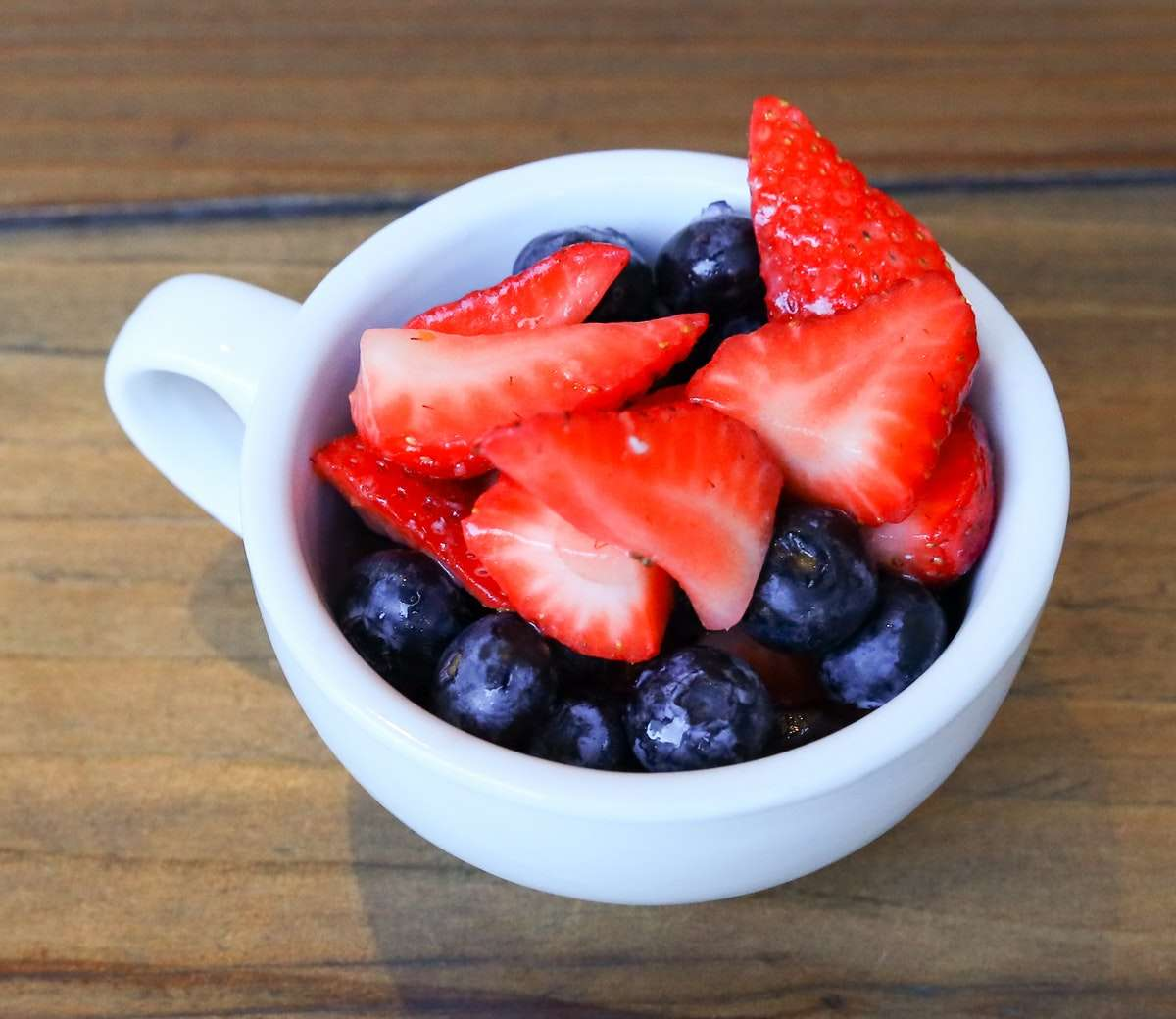 Seasonal Fresh Berries