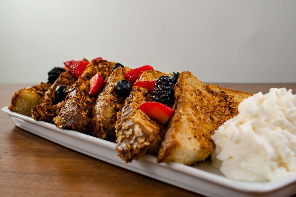 The Crunchy French Toast