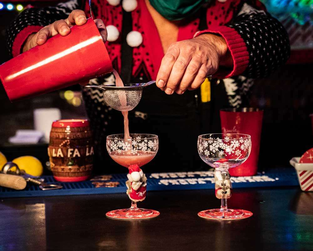 Miracle Cocktails