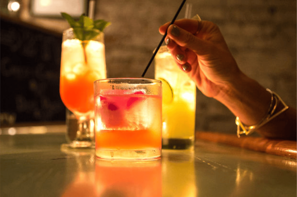 Seasonal Cocktails from Switch pop-up concepts