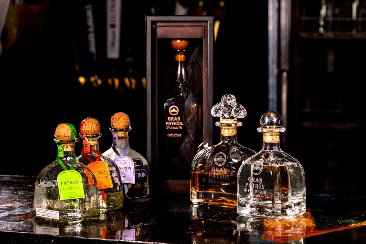 bottle barn tequila