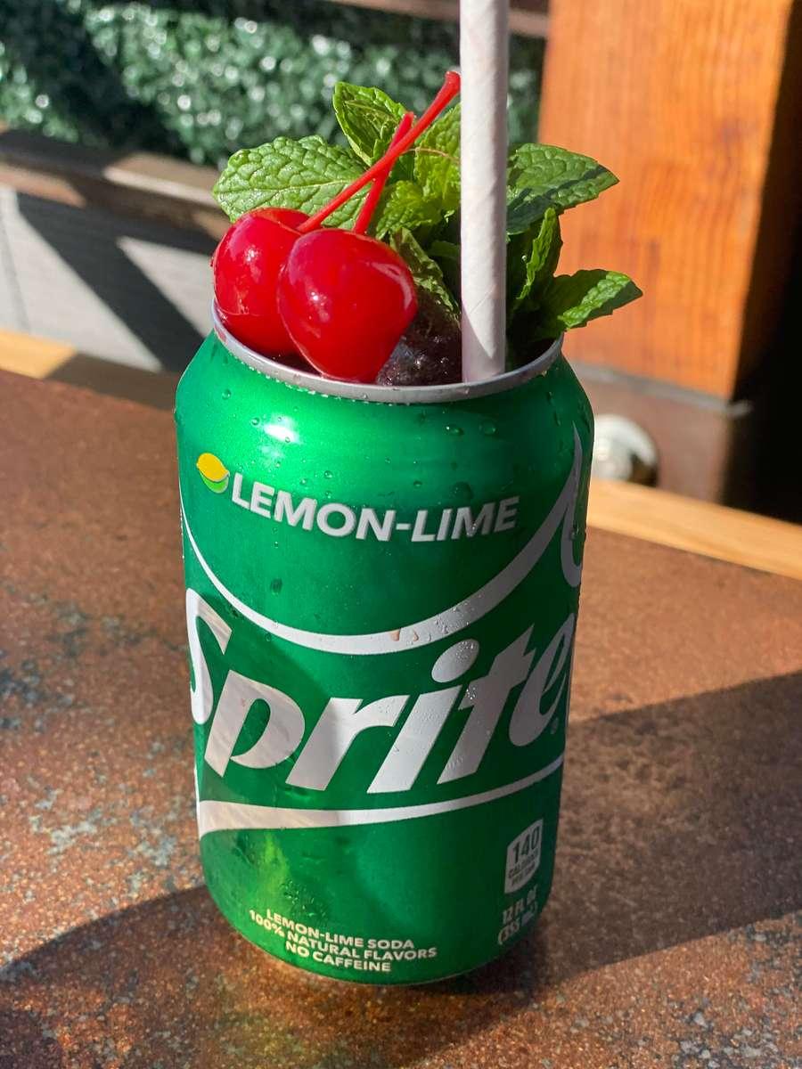 Cherry Lime Ricky