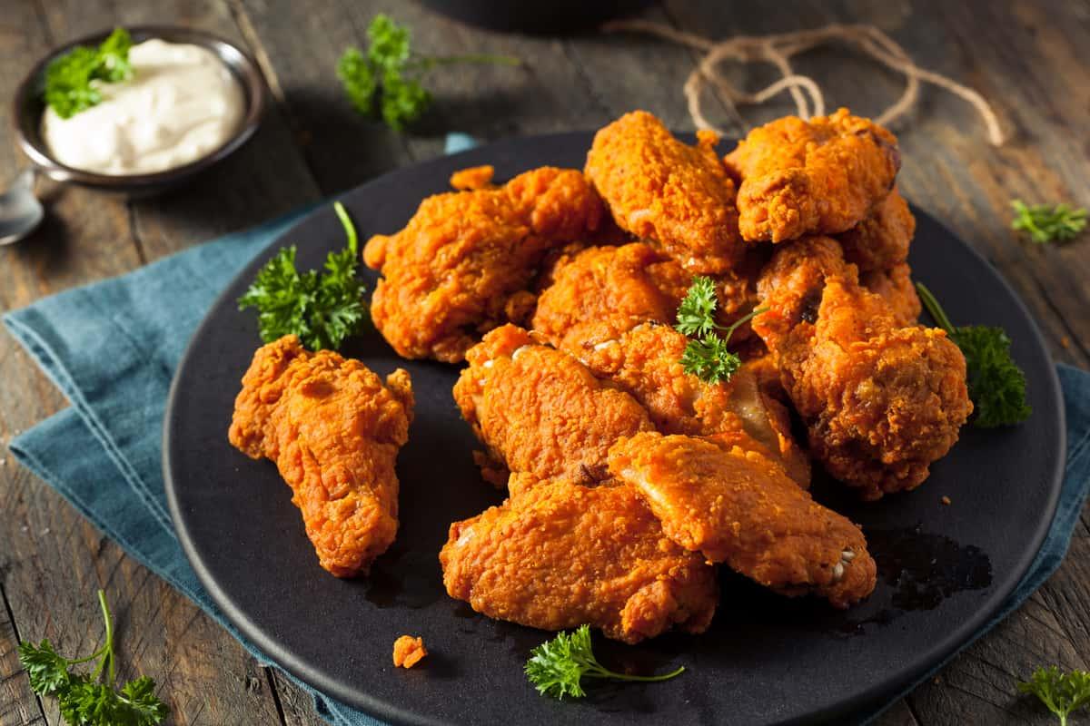 Ranch Crispy Chicken Tender