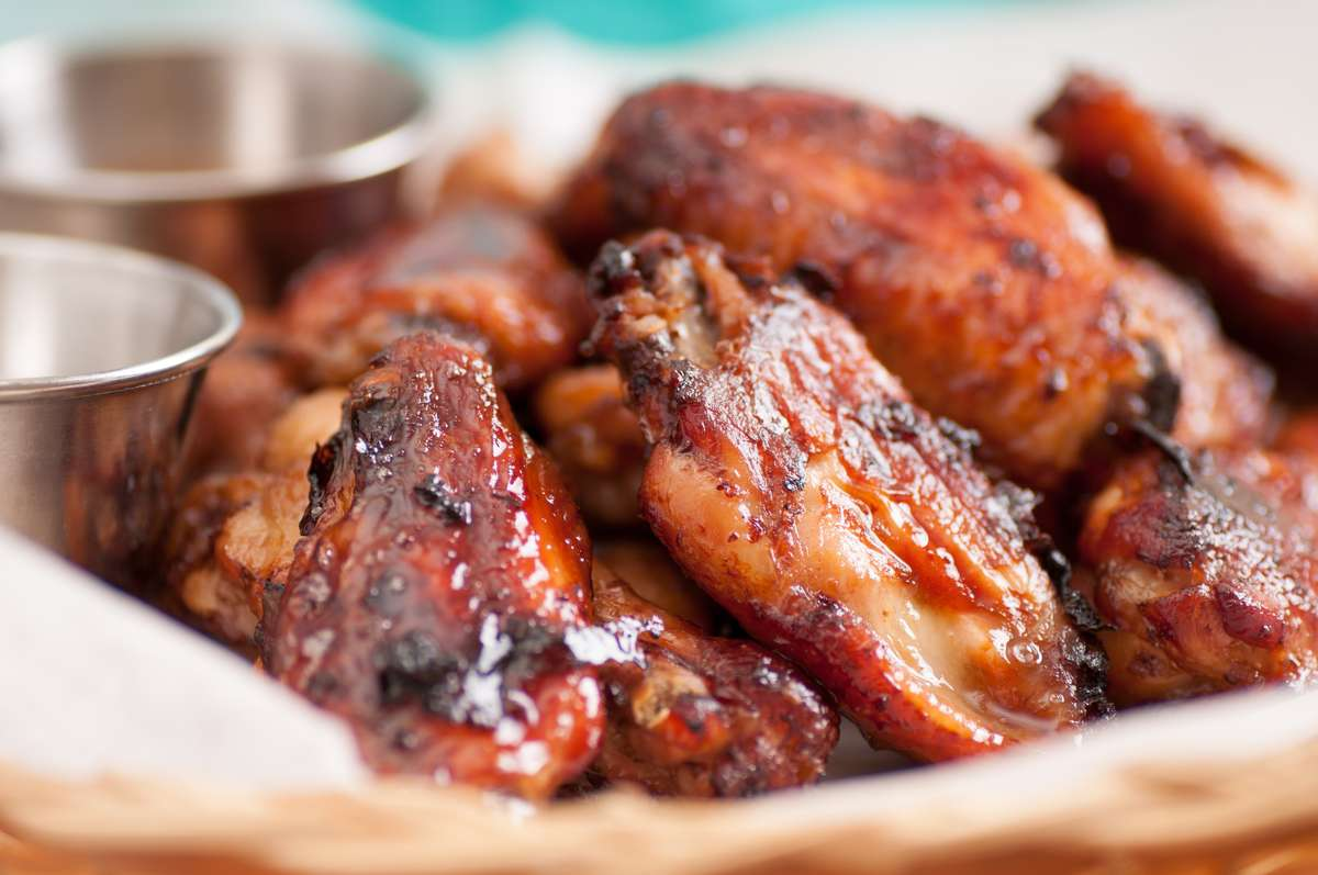 Wings Medium Sauce