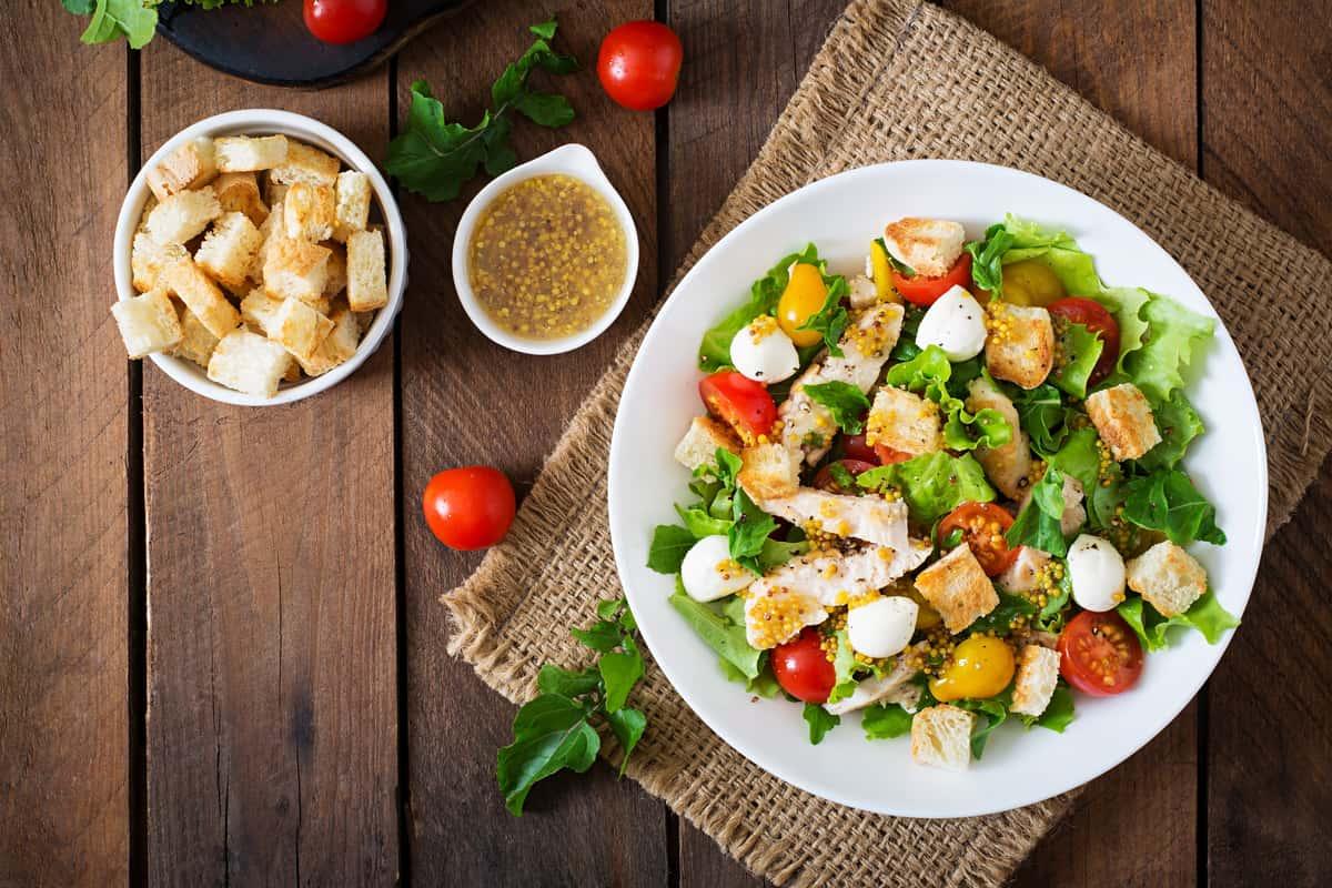 Blackened Chicken Salad