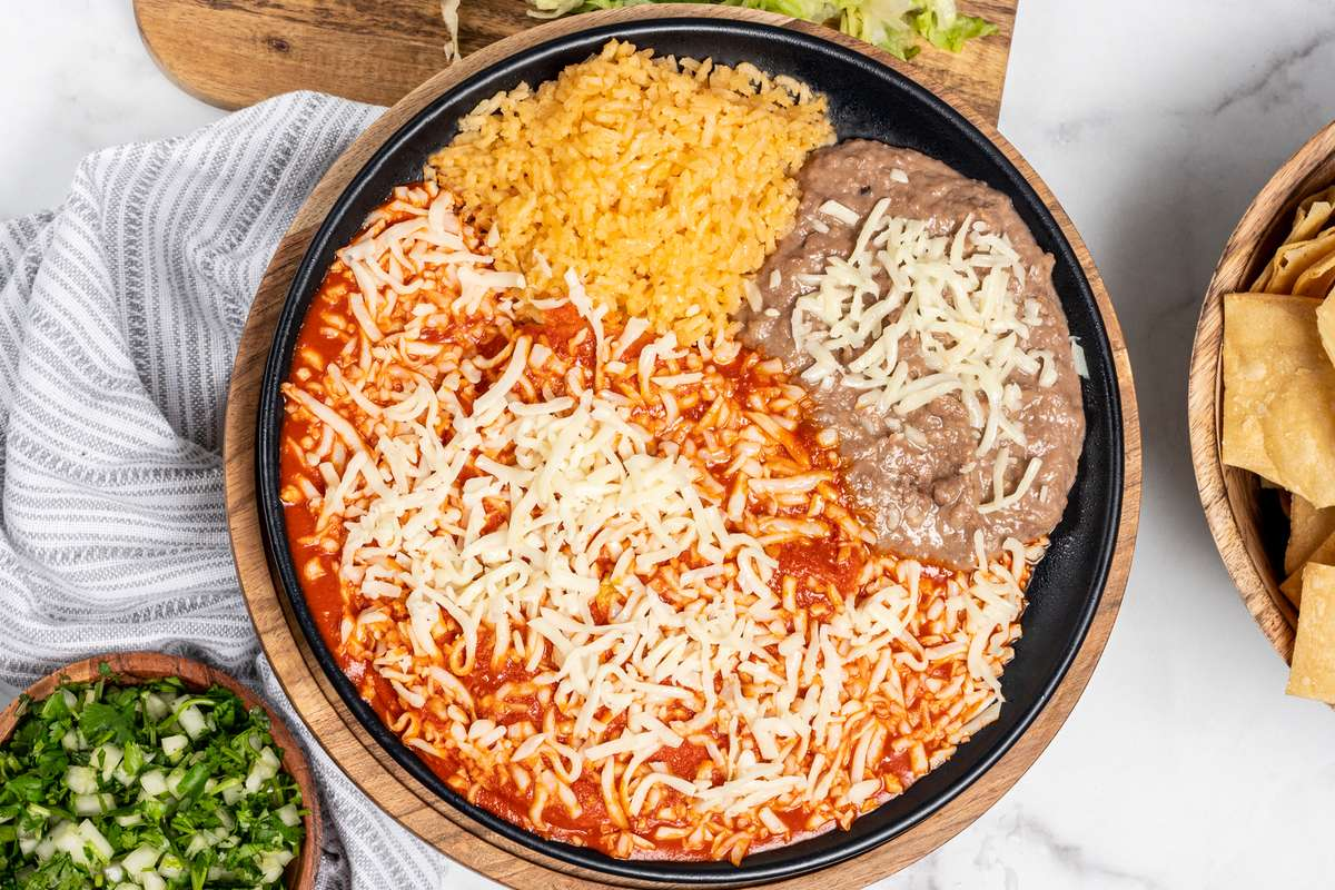 Hatch Red Enchiladas