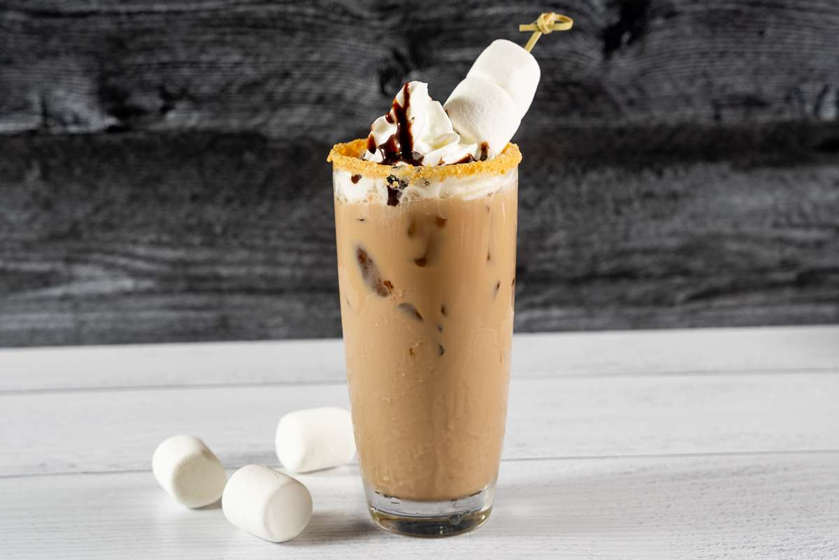 T'S TOASTED MARSHMALLOW COLD BREW*