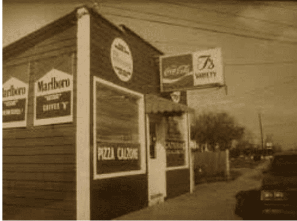 T's Restaurant...The Beginning