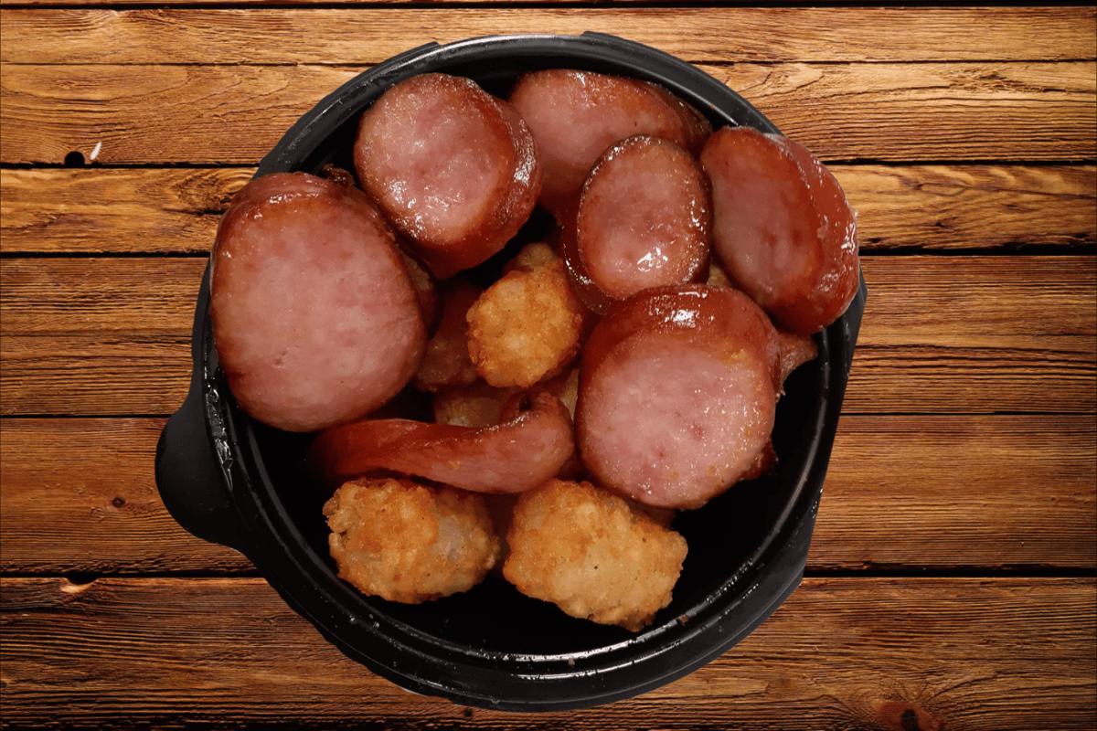 Sausage & Tots