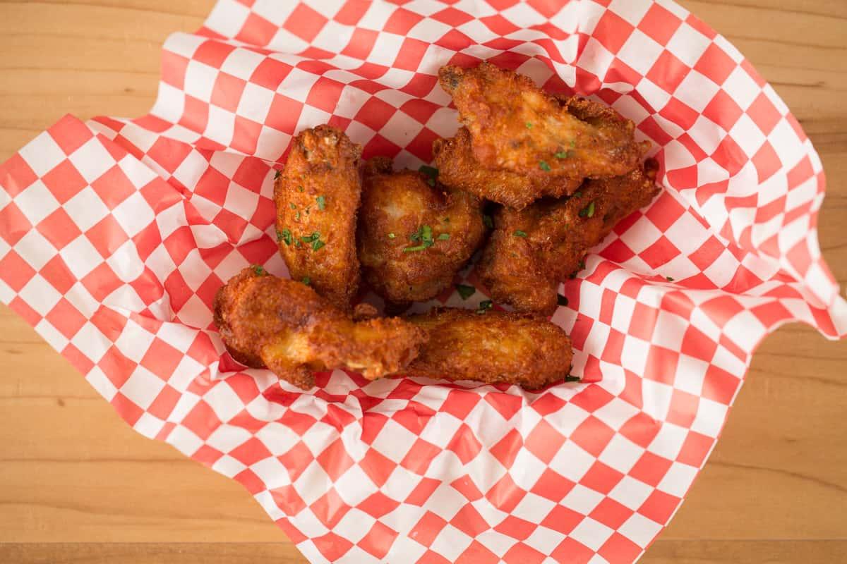 Kids Chicken Wings