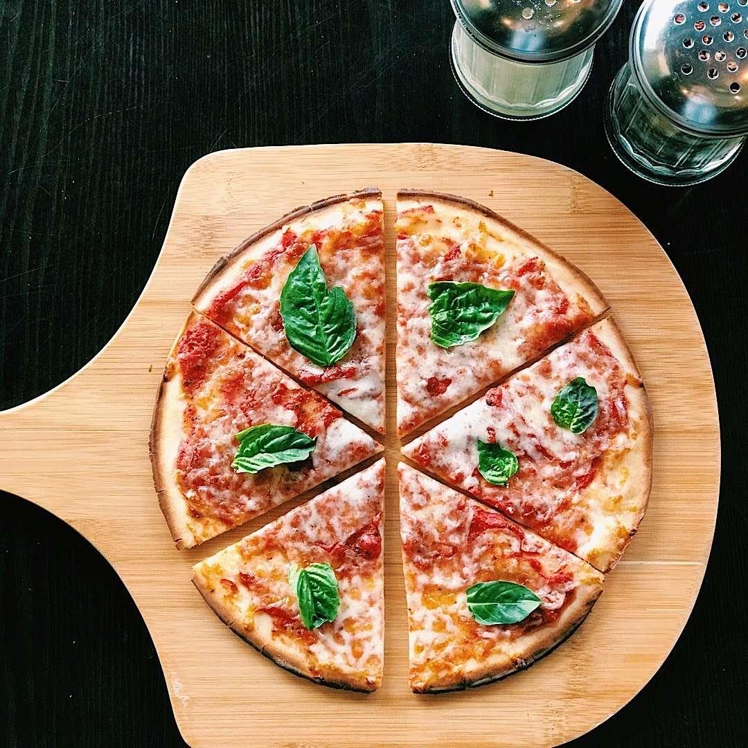 """10"""" Small Gluten Free Pizza"""