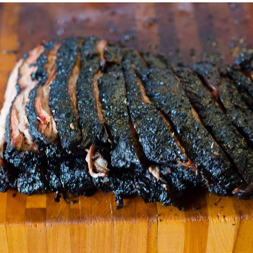 Texas Style Smoked Brisket
