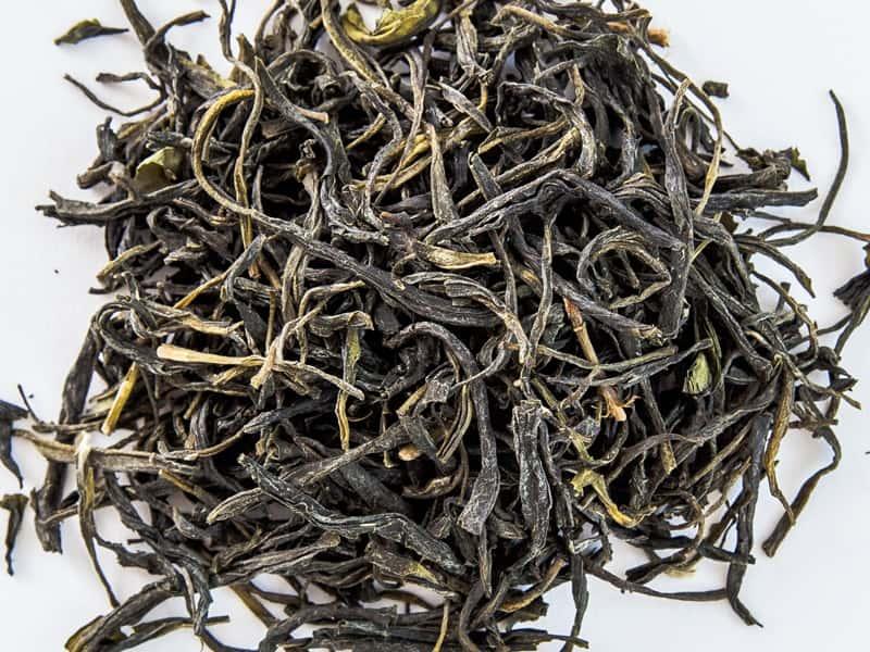 HUGO'S GREEN TEA