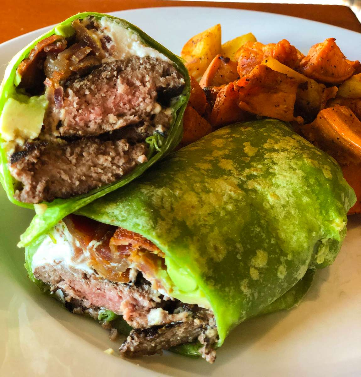 Bruno Burger Wrap