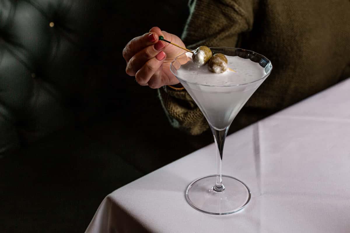 Turner's Martini