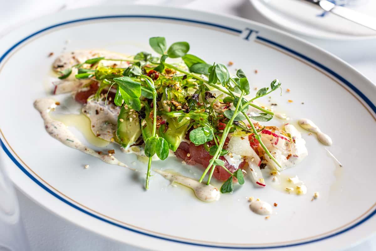 Turner's Sashimi