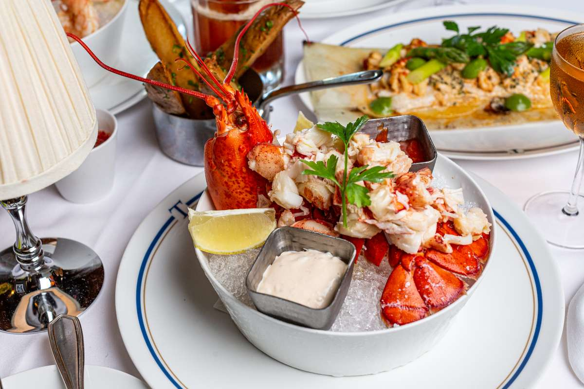 Maine Lobster Cocktail