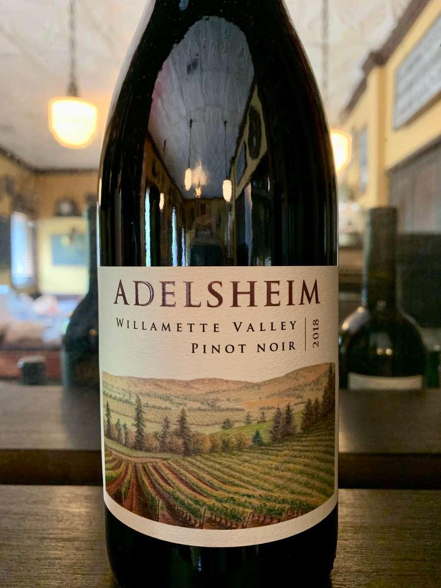 Pinot Noir, Adelsheim 2018