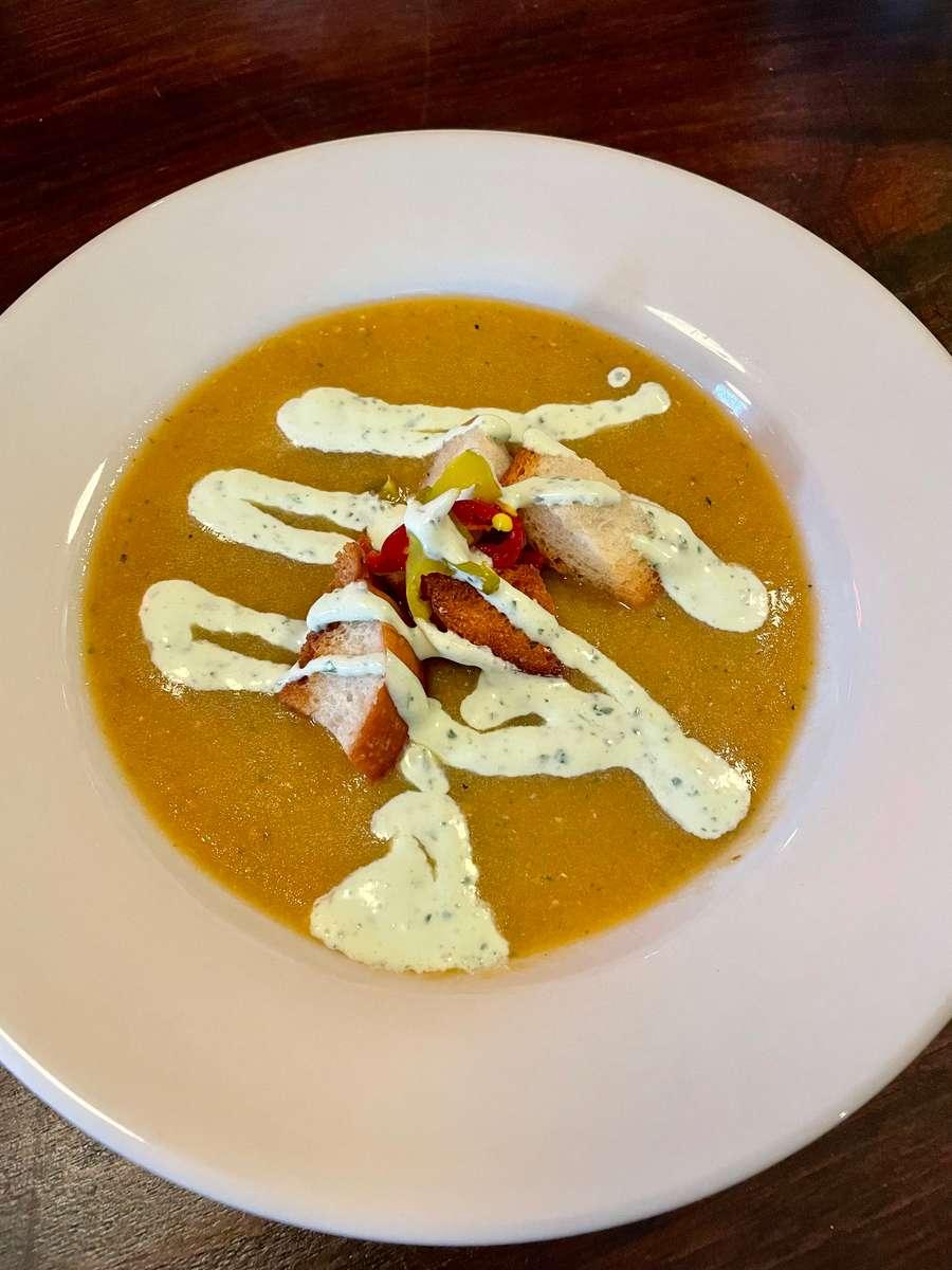 Soup Impromptu