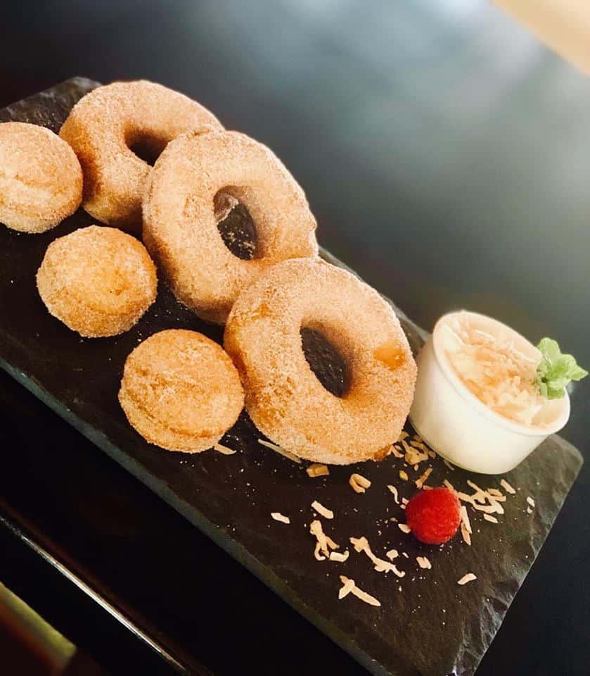 Doughnuts & Holes
