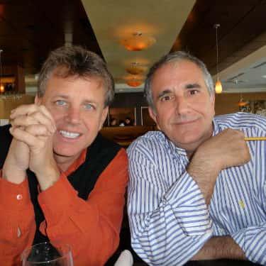 Chris and Peter Sereno