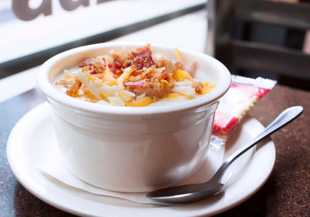 Potato Bacon Soup