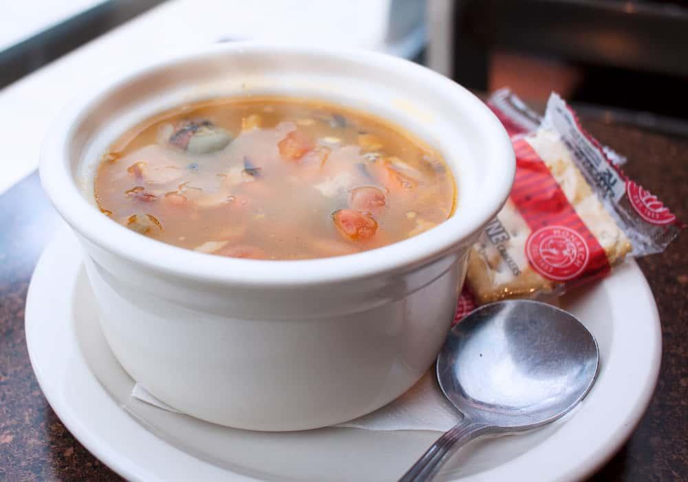 Borracho Bean Soup