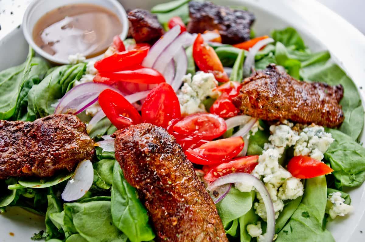 Black & Bleu Salad