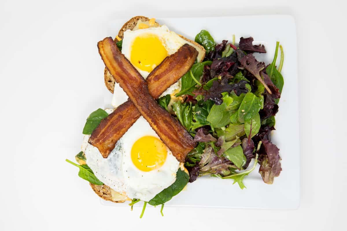 Best Ever Fried Egg Sandwich