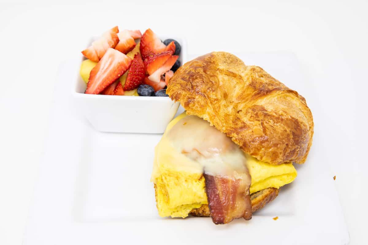 Peoples Breakfast Croissant