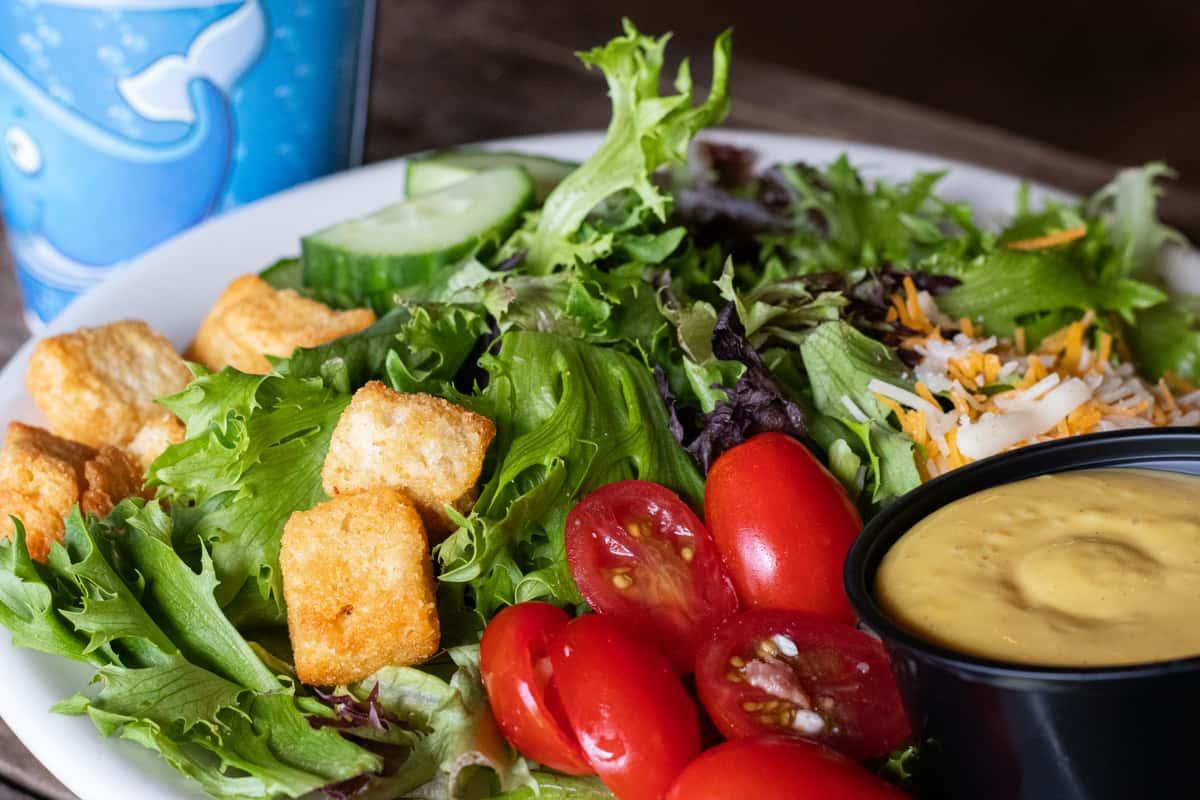 Little Garden Salad