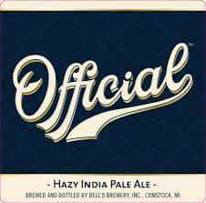 Official Hazy IPA - Bells Brewery, MI