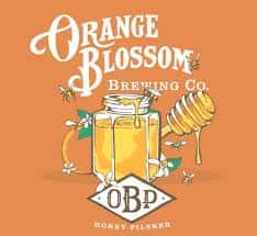 Honey Pilsner - Orange Blossom Brewing Co., FL