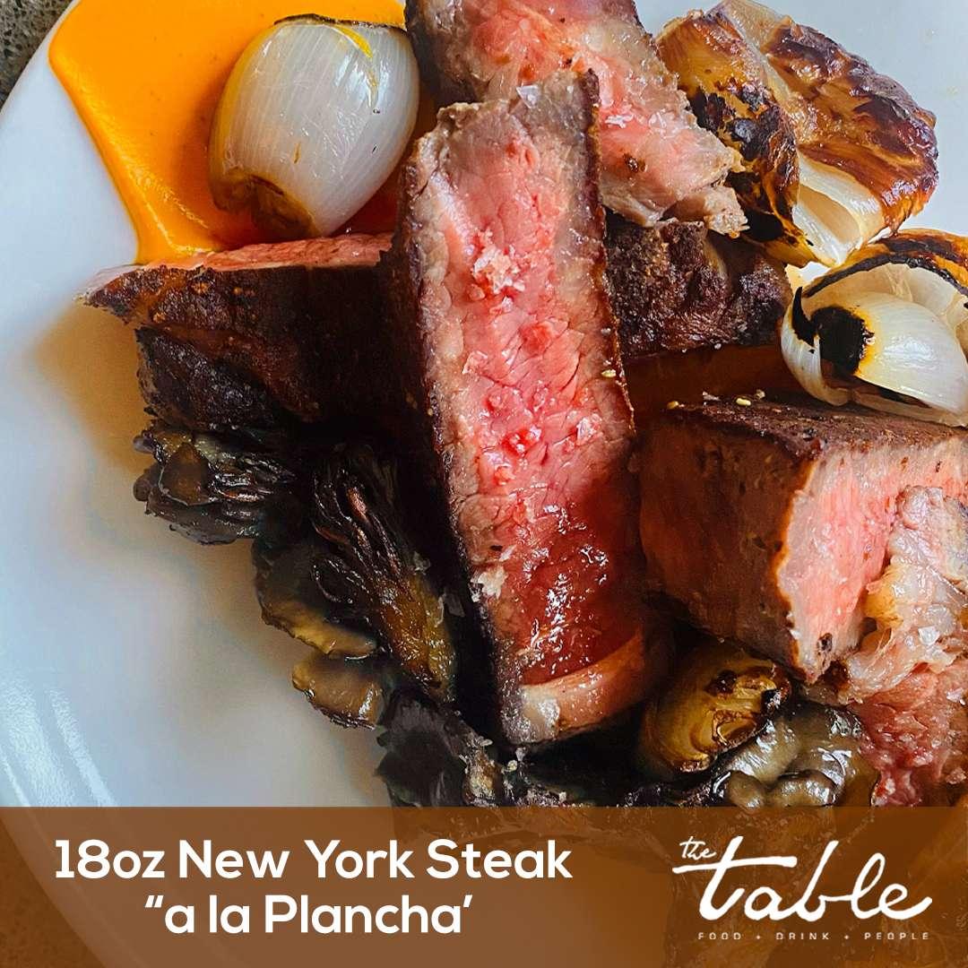 14oz Prime New York Steak