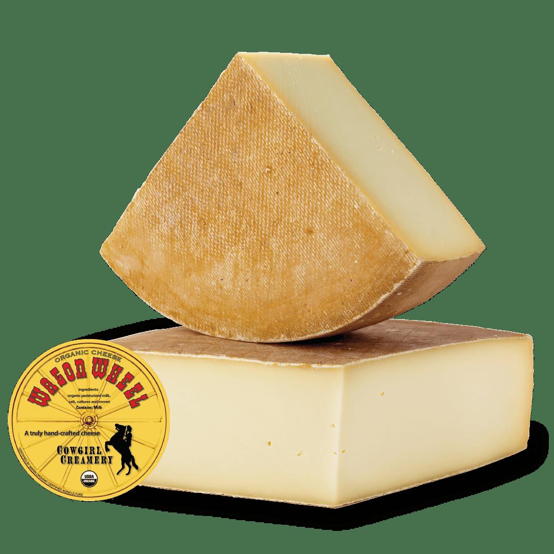 Wagon Wheel   Cow's Milk Cheese