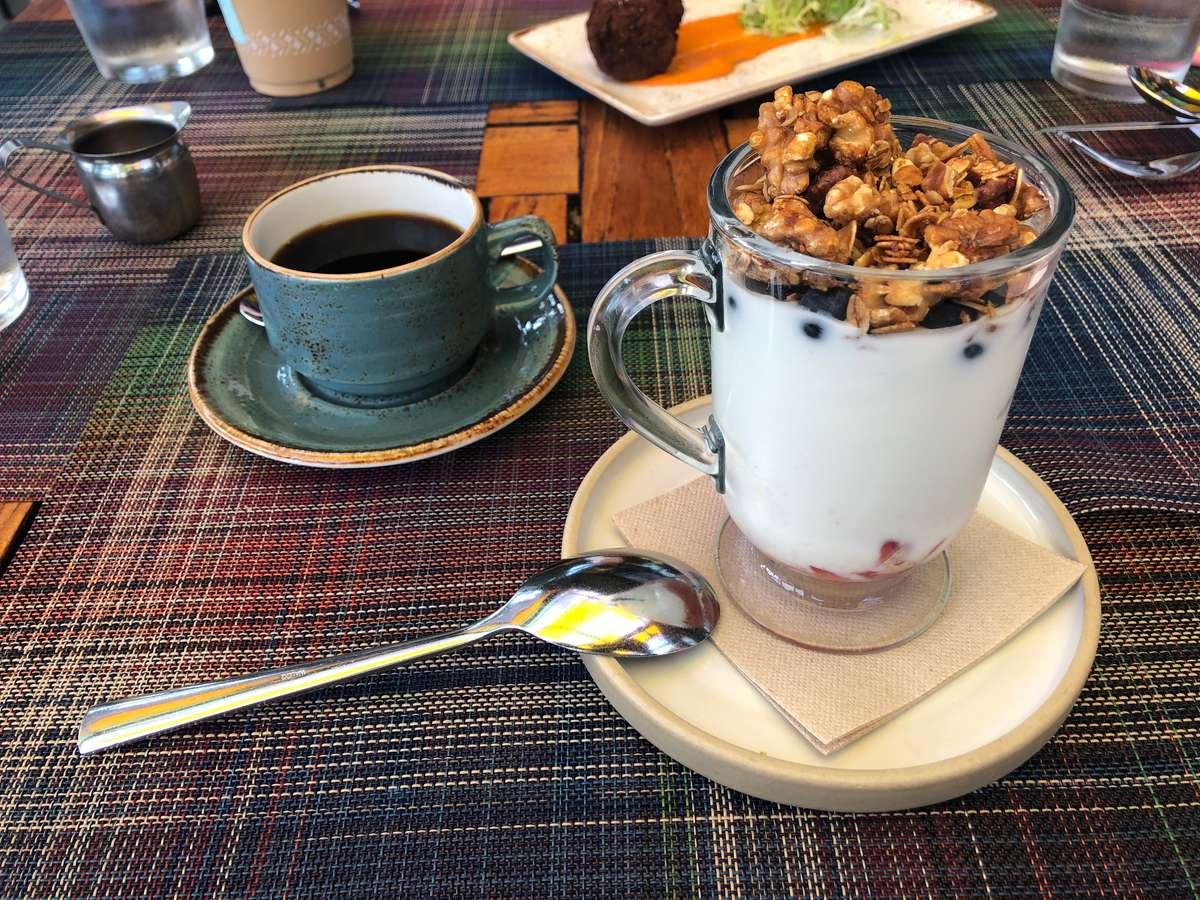 House-made Granola & Yogurt Parfait