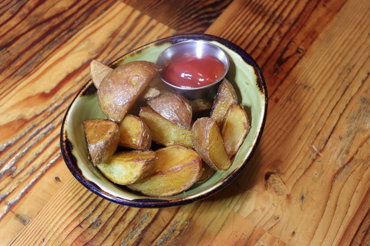 SIDE Potato Wedges