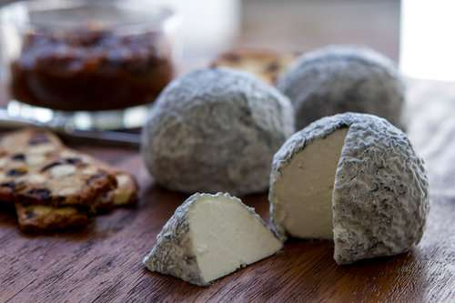 Wabash Cannonball | Goat's Milk Cheese