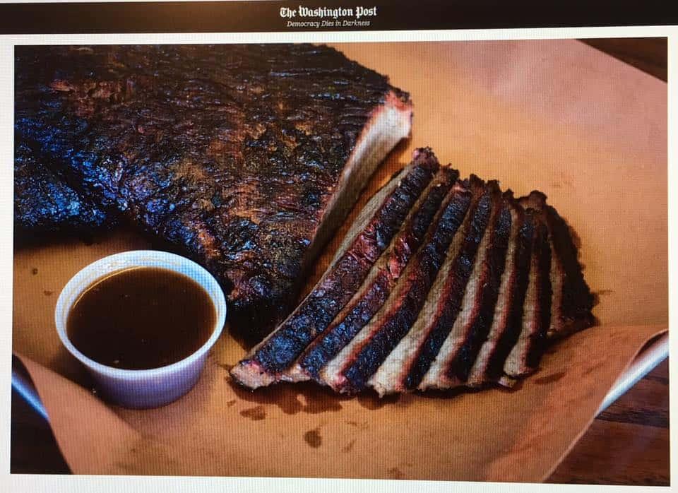 Sliced Beef Brisket Pound