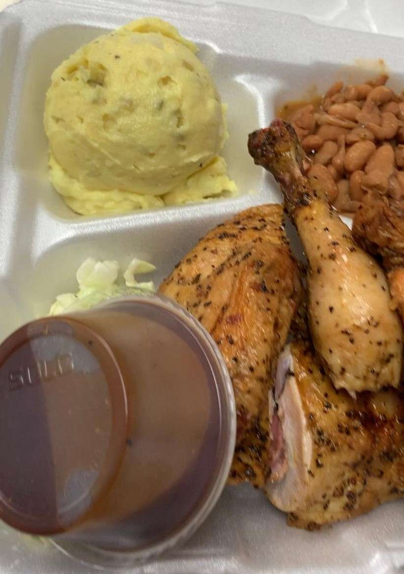 Thursday Chicken Plate Special