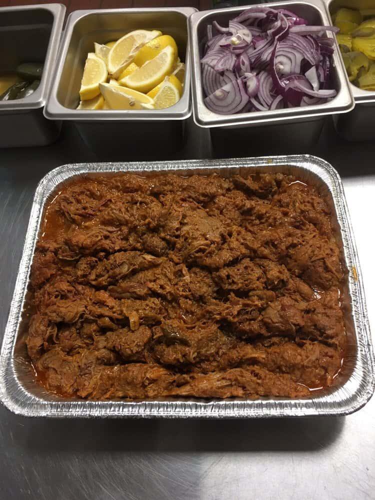 1/2 lb Pulled Pork